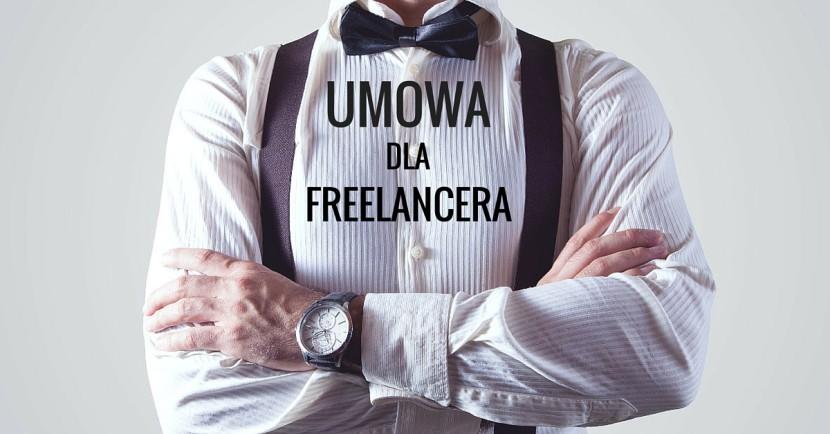 umowa dla freelancera