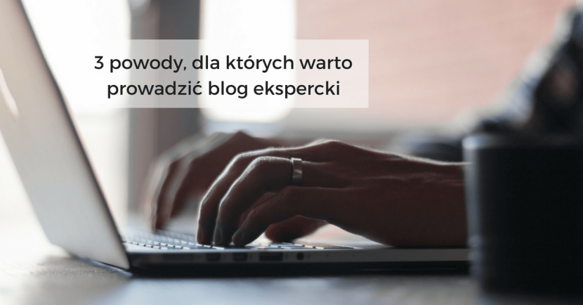 Ekspercki blog