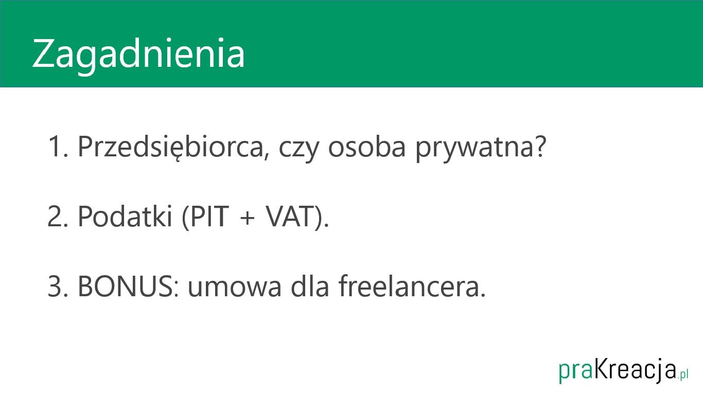 prezentacja praKreacja.pl