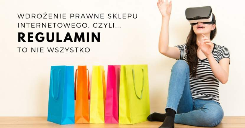 Wdrożenie prawne sklepu internetowego
