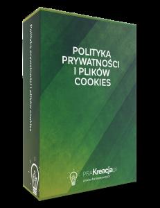 Polityka prywatności i plików cookies