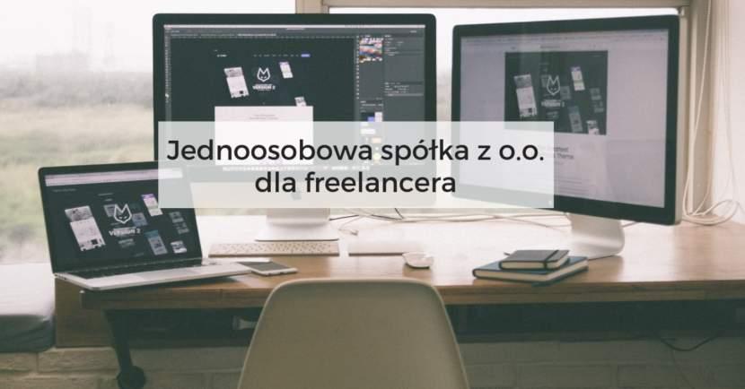Jednoosobowa spółka z o.o. dla freelancera - strona główna
