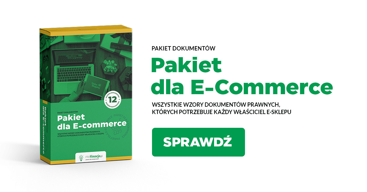 Pakiet e-commerce