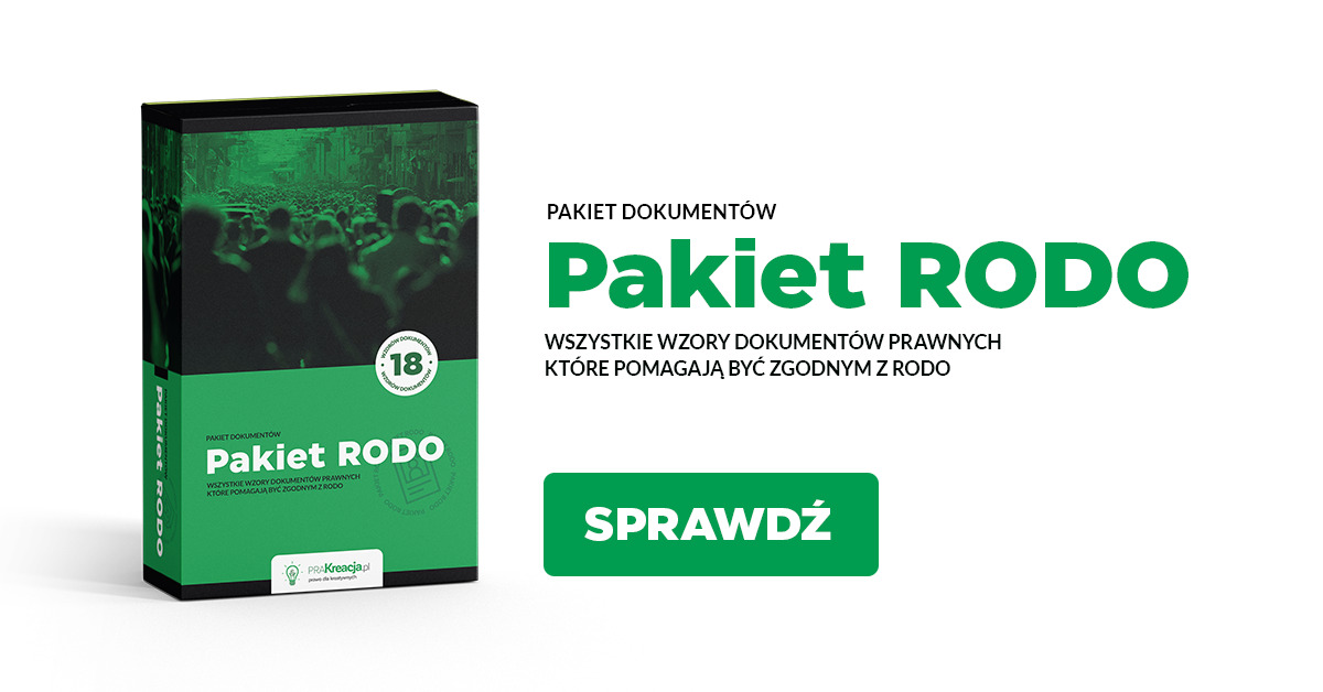Pakiet RODO
