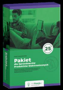 Pakiet dla sprzedawców produktów elektronicznych