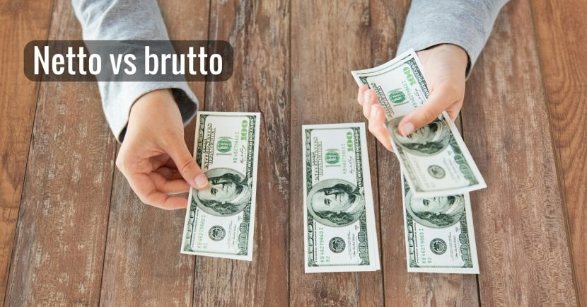 NETTO VS BRUTTO