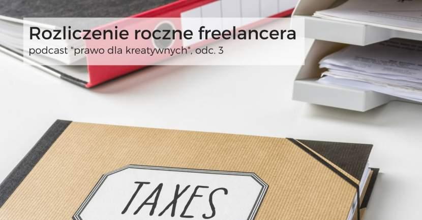 Rozliczenie roczne freelancera