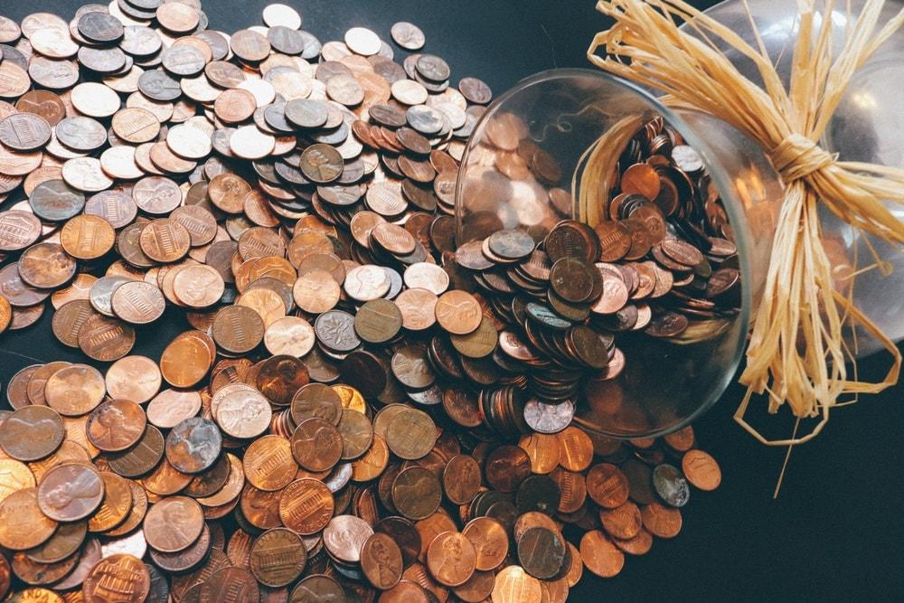 RODO - miliony monet