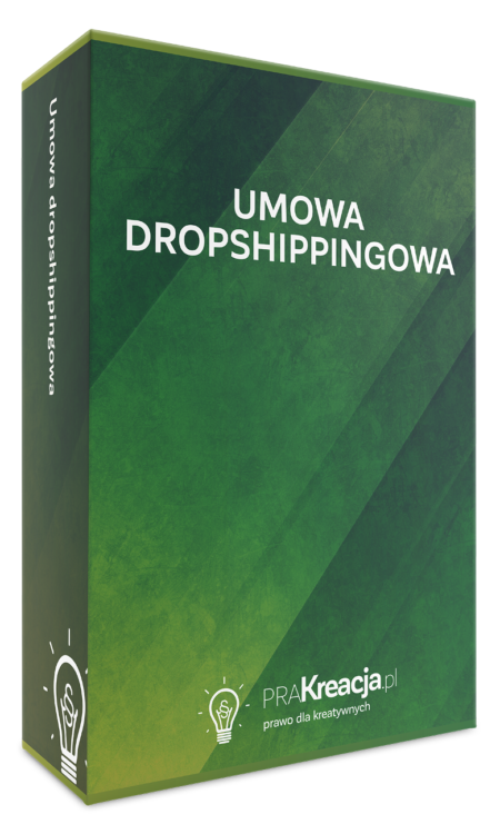 Umowa dropshippingowa
