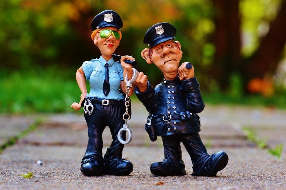 Wizerunek policjanta