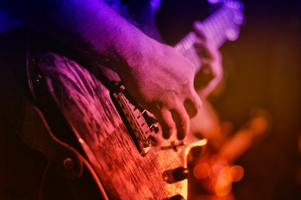 Prawa autorskie w branży muzycznej