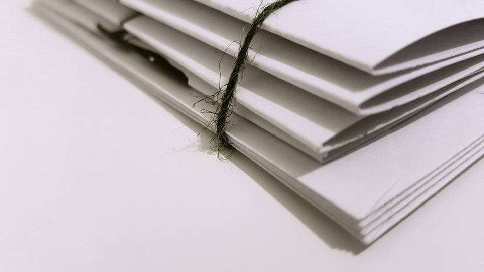 Papier przyjmie wszystko