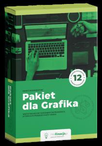 Pakiet dla grafika - okładka