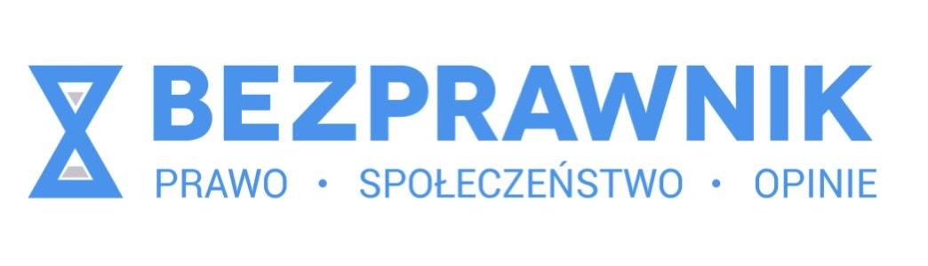 Logo - Bezprawnik