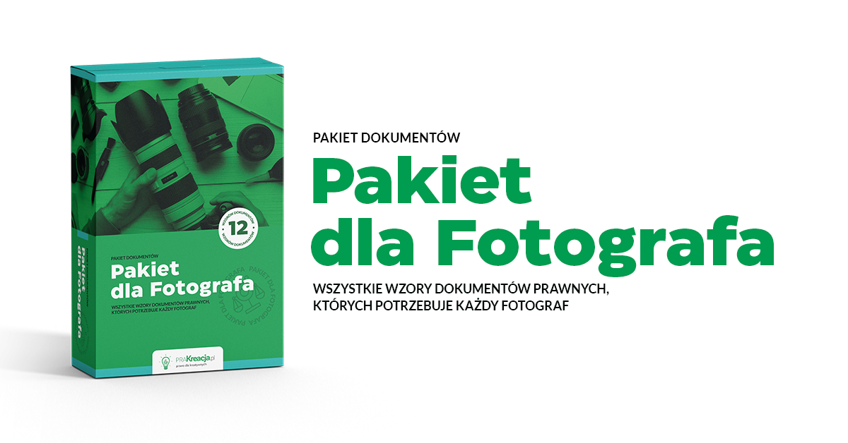 Pakiet dla Fotografa