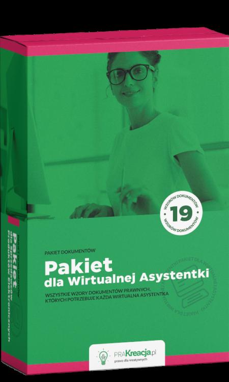 Pakiet dla wirtualnej asystentki