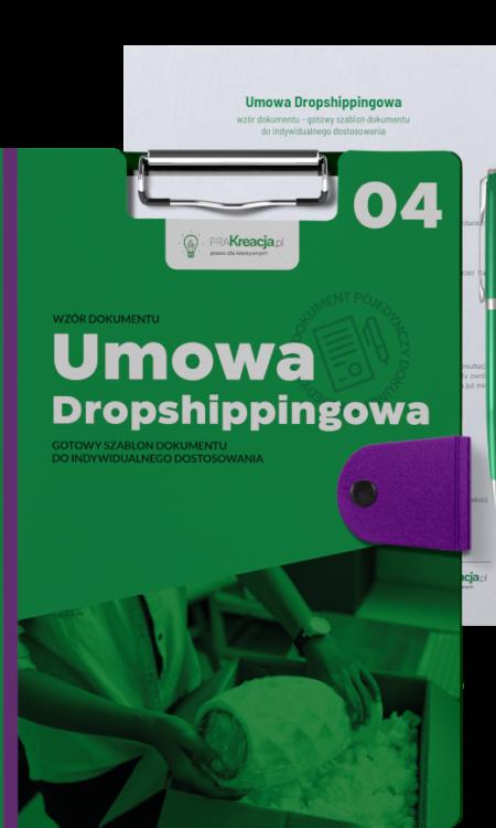 Umowa dropshippingowa