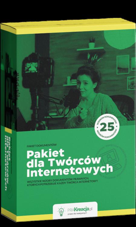 Pakiet dla Twórców Internetowych